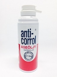 Anti Corroll spray aseöljy